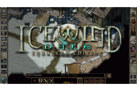 Icewind Dale Enhanced Edition Nintendo Switch Version ...