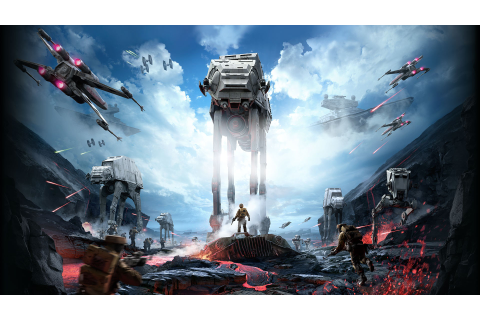 Star Wars Battlefront Full HD Wallpaper and Background ...