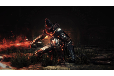 Last Stand of the Undead Legion (Dark Souls 3) : gaming