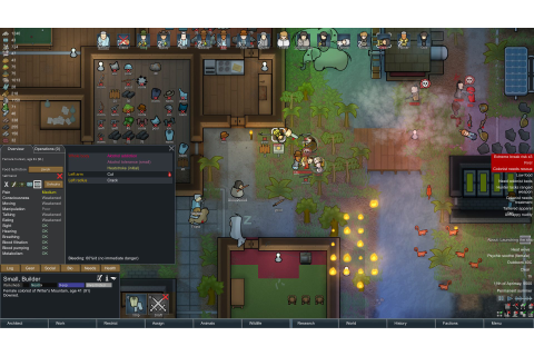 RimWorld Becomes Steam's Top User-Rated Game of 2018 ...