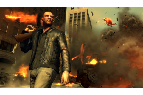 GRAND THEFT AUTO IV - The Lost and Damned - Screenshots