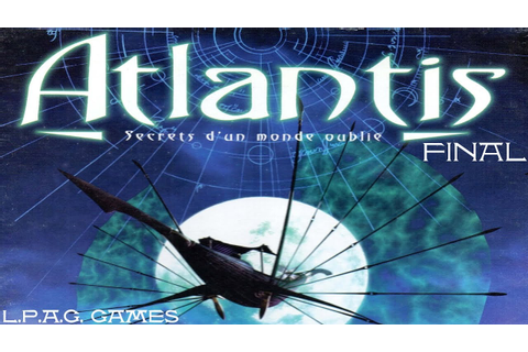 Let's play Atlantis : Secrets d'un monde oublié [final ...