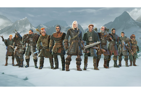 Game of Thrones Beyond the Wall mobile RPG announced