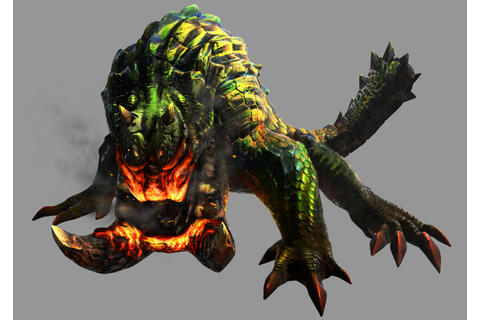 Here's Some Fancy Artwork From Monster Hunter 4 Ultimate ...
