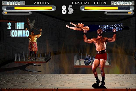 Ranking the Street Fighter Games :: Games :: Galleries ...