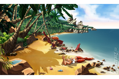 Artwork images: So Blonde: Back to the Island - Wii (13 of 13)