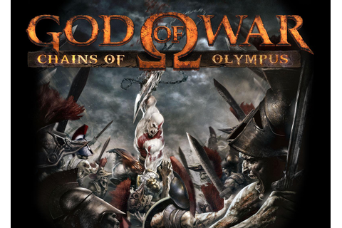 God of War: Chains of Olympus ~ GAME XONE