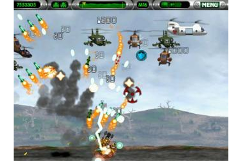 Heavy Weapon Deluxe Arcade Pop Cap atomic tank game with ...