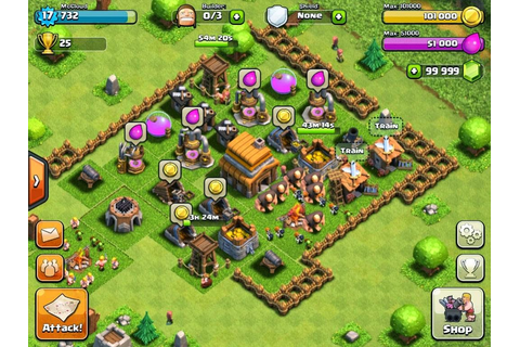 Clash of clans PC game Download – Freeware Latest