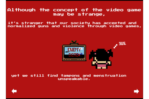 "Teens create ""Tampon Run"" video game to fight the taboo ..."