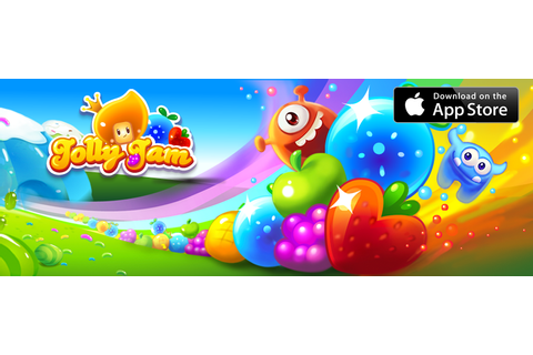 Rovio's latest game is here: 'Jolly Jam' - AfterDawn