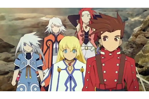 Tales of Symphonia HD - Launch-Trailer zur PC-Version ...
