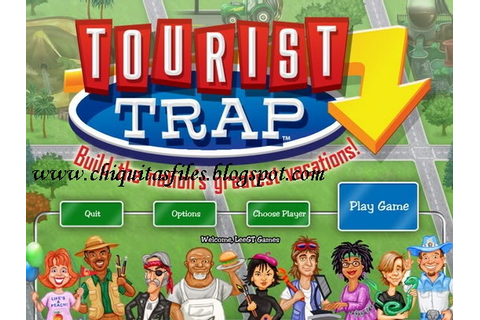Chiquita's Files: Game Tourist Trap Full Version