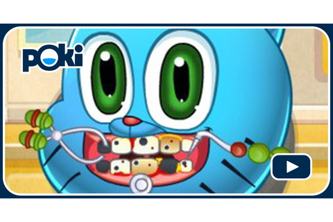 GUMBALL DENTAL PROBLEMS - JeuxJeuxJeux.fr