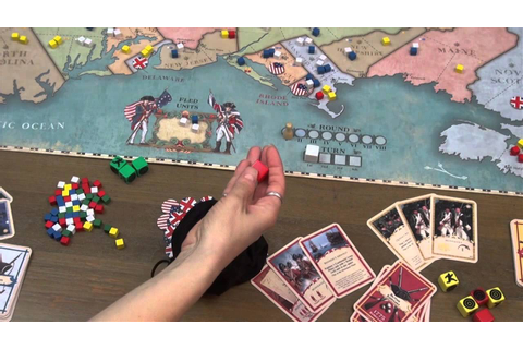 '1775 - Rebellion' Second game in the Birth of America ...