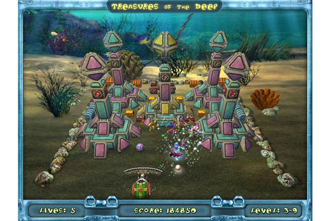 Treasures Of The Deep - Pc