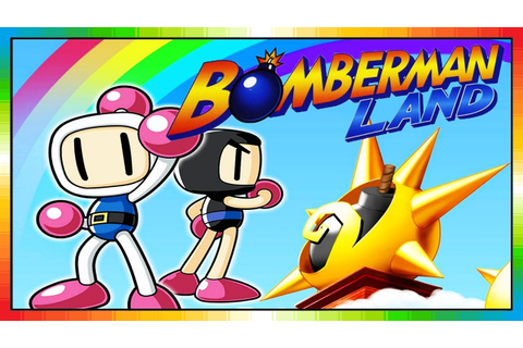 Bomberman Land (Videogame - Gameplay - Game test ...