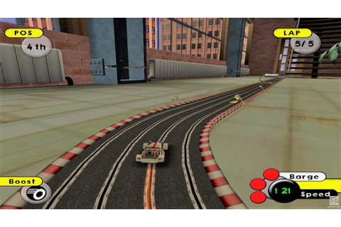 Grooverider: Slot Car Thunder GameCube Gameplay HD - YouTube