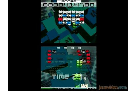 Gameplay Space Invaders Extreme 2 : Mode arcade ...