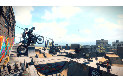 Ubisoft - TRIALS RISING