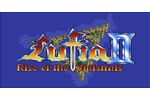 Lufia II: Rise of the Sinistrals (Lufia) Download Game ...