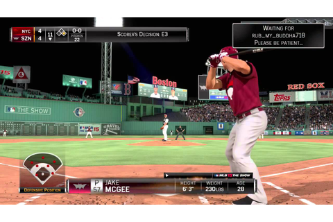 LONGEST GAME IN MLB HISTORY!!(26 Innings) - MLB 15 The ...
