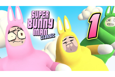 Super Bunny Man: Rolling Rabbits - PART 1 - Game Grumps ...
