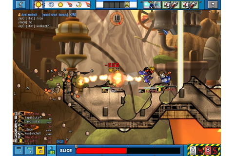 Gunbound - Games - GameZone