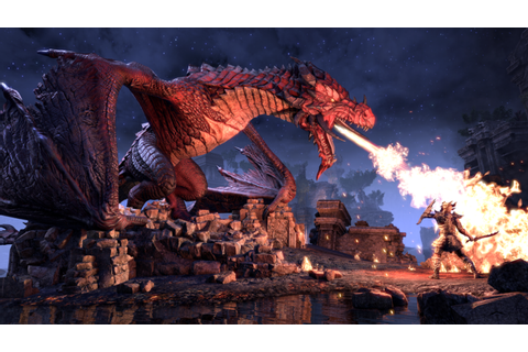 Elsweyr Expansion Launches on June 4th, Adding Dragons and ...