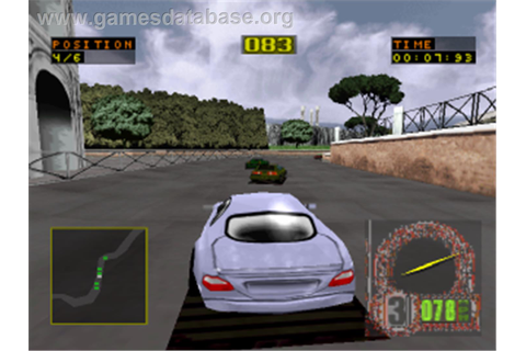 Test Drive 6 - Sony Playstation - Games Database