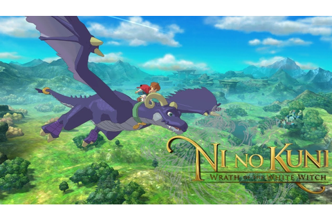 Grande RPG: Ni no Kuni: Wrath of the White Witch (PS3 ...
