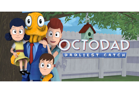 Octodad: Dadliest Catch | Wii U download software | Games ...