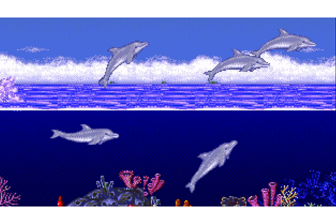 Someone Discovered the ECCO THE DOLPHIN Game That Never ...