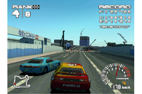 R4: Ridge Racer Type 4 - Wikipedia