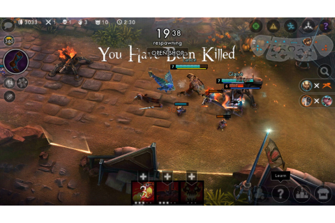 Game Zone: Vainglory Android Game
