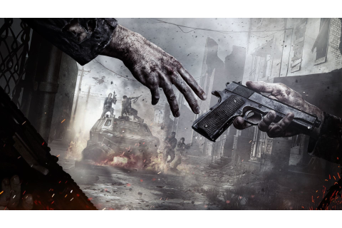 Homefront: The Revolution, Video games Wallpapers HD ...