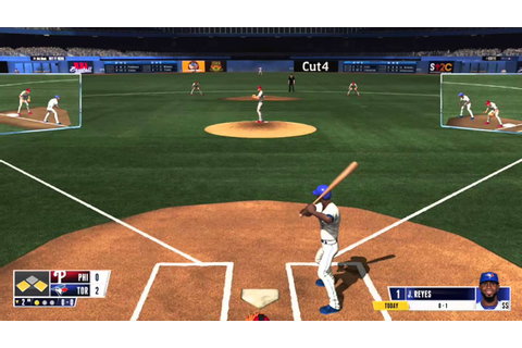 R.B.I. Baseball 15 [Xbox One] - YouTube