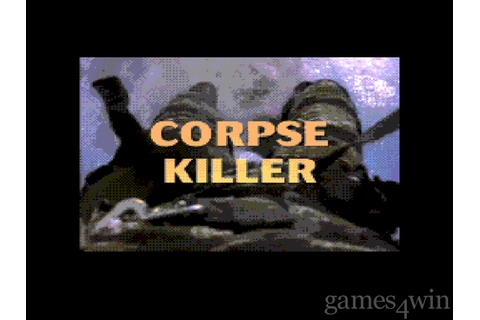 Corpse Killer (Sega CD). Download and Play Corpse Killer ...