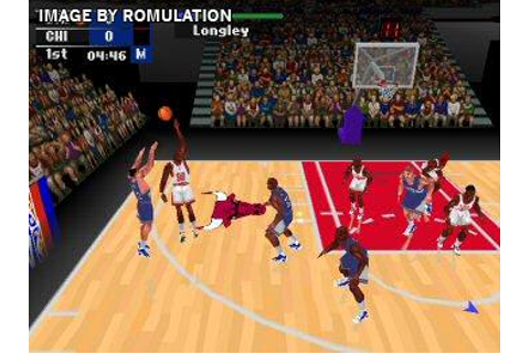 NBA Fastbreak '98 (USA) PSX / Sony PlayStation ISO ...
