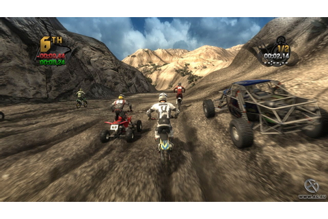 MX vs. ATV: Reflex Game - PC Full Version Free Download
