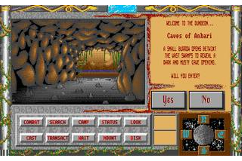 WarWizard Download (1993 Role playing Game)