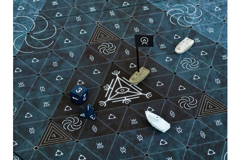 Bermuda Triangle Game | Board Games | Triangle game, Board ...