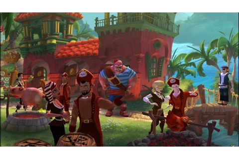 Duke Grabowski Mighty Swashbuckler Free Download - DTX GAMES