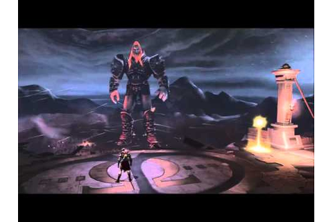Ares Destroys Athens (in game version) - God of War 1 ...
