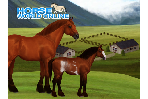 Horse World Online - A horse breeding game by Larissa ...
