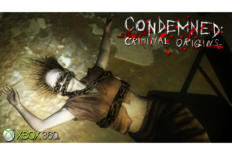 Condemned: Criminal Origins - Gameplay Xbox 360 (Release ...