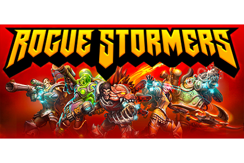 Rogue Stormers on Steam
