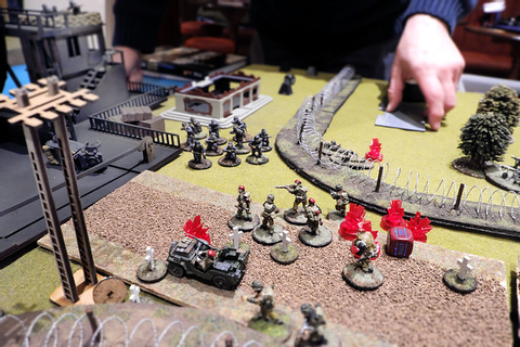 Kit Noob: Slightly related note - Pegasus Bridge war game