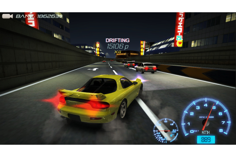 Drift Streets Japan Review – Brash Games