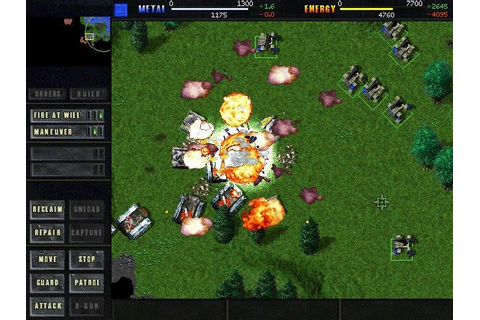 Total Annihilation: Battle Tactics - PC Review and Full ...